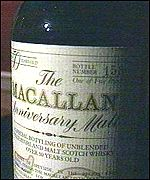 [ image: The Macallan is a popular malt]