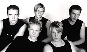 WestLife at No 1