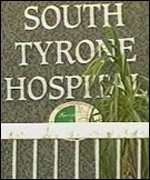 South Tyrone Hospital will only treat minor injuries on weekdays