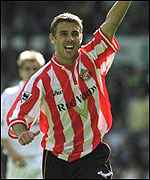 [ image: Kevin Phillips scores again for Sunderland]