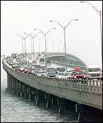 [ image: Residents left South Padre Island in droves]