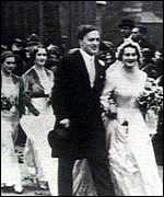 Longford's wedding in 1931