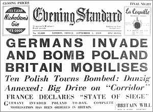 essay on the invasion of poland Essay: britain and the us by arthur  britain's king and queen visited the us  in june 1939, just before hitler's germany invaded poland.