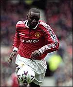 [ image: Out: Andy Cole]
