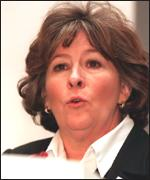 [ image: Ms Arbour says she is confident all suspects will be arrested]