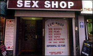 Uk sex store