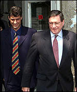 [ image: Mr Holbrooke with Hashim Thaci]