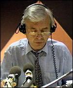 [ image: John Humphrys has worked for Today for 13 years]