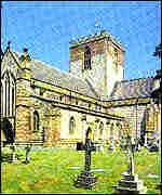[ image: St Asaph has a cathedral, but it is still only a town]