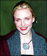 [ image: Cameron Diaz: Due to appear at Venice to promote Being John Malkovich]