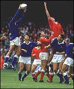 [ image: Western Samoa shocked the Welsh]