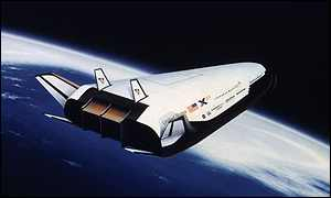 The X-33 project is