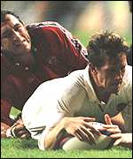 Will Greenwood scores vs Canada