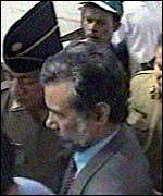 [ image: Xanana Gusmao served seven years of a 23-year sentence]