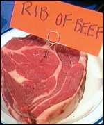 [ image: The assembly is considering lifting the beef on the bone ban]