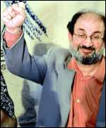 [ image: Salman Rushdie: Fatwah now lifted]