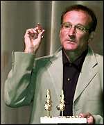[ image: Robin Williams: Star of Jakob the Liar]