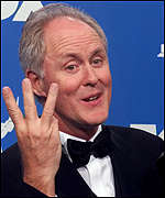 [ image: Treble: 3rd Rock star Lithgow's third emmy]