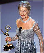 [ image: Mirren adds another Emmy to her collection]