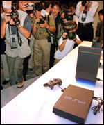 [ image: The world's media was present for Playstation 2's unveiling]