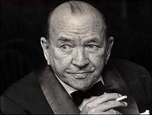 image: [ Sir Noel Coward, who died in 1973 ]
