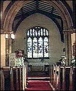 [ image: Where it all began ... Scrooby church]