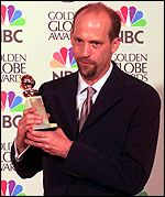 [ image: Success for the star of a medical show Anthony Edwards...]