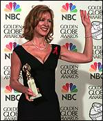 [ image: ...and for the star of another, Christine Lahti]
