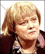 [ image: Mo Mowlam begged people not to retaliate]