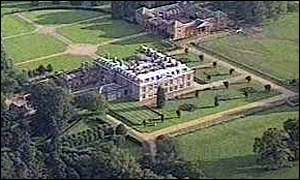 image: [ The concert will be held in June at the Spencer estate at Althorp Park ]