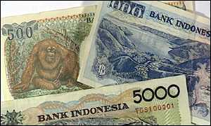 image: [ Around 16,000 rupiah are needed now to buy one US dollar ]