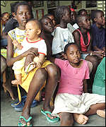 [ image: Caring for children orphaned by Aids is a huge concern]
