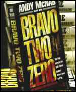 [ image: Books like Bravo Two Zero have eroded the secrecy around the SAS]