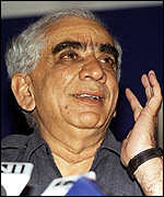 [ image: Jaswant Singh: Will seek to rally opinion over terrorism]