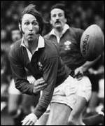 [ image: JPR Williams also featured in the dream team XV]