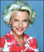 [ image: Honor Blackman: Starring in Kennedy: The Movie]
