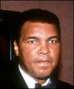 [ image: Muhammad Ali: One of Clifford's old clients]