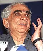 [ image: Jaswant Singh: India 'disappointed']