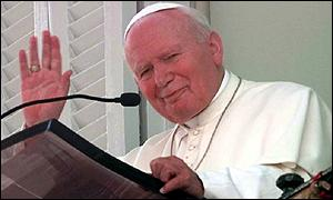 a biography of pope john paul ii the most recognized person in the world Pope john paul ii - biography  he is known as the pope who travelled the most  both in italy and abroad: he made 104 apostolic journeys during which he.