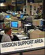 [ image: There was shock in MCO mission control]