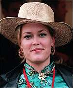 [ image: Cerys Matthews - leading light of the Welsh musical mafia]