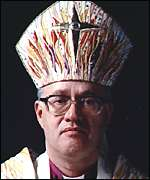 [ image: Archbishop of Canterbury George Carey....]