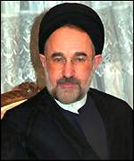 [ image: President Khatami: Reconciling Islam and the modern world]