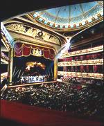 [ image: The first performance in the new Royal Opera House will be Verdi's Falstaff]