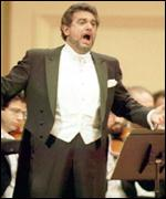 [ image: Placido Domingo will be one of the star performers at the opening gala]