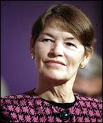 [ image: Glenda Jackson hopes to make London a 24 hour city]