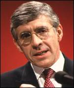 [ image: Jack Straw: Under fire from civil liberties groups]