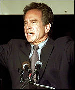[ image: Warren Beatty: May run for President]