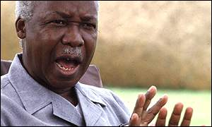 Bbc News Africa Nyerere A Personal Recollection