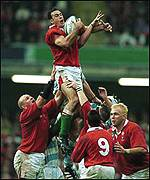 [ image: High expectations: Wales can now relax]